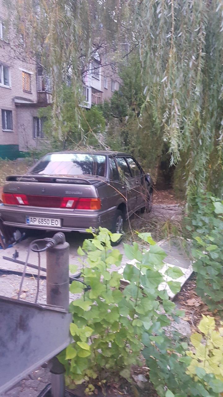 В Мелитополе демонтировали незаконно установленный гараж, - ФОТО, фото-7