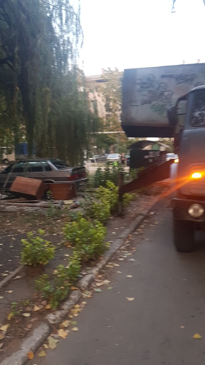 В Мелитополе демонтировали незаконно установленный гараж, - ФОТО, фото-6