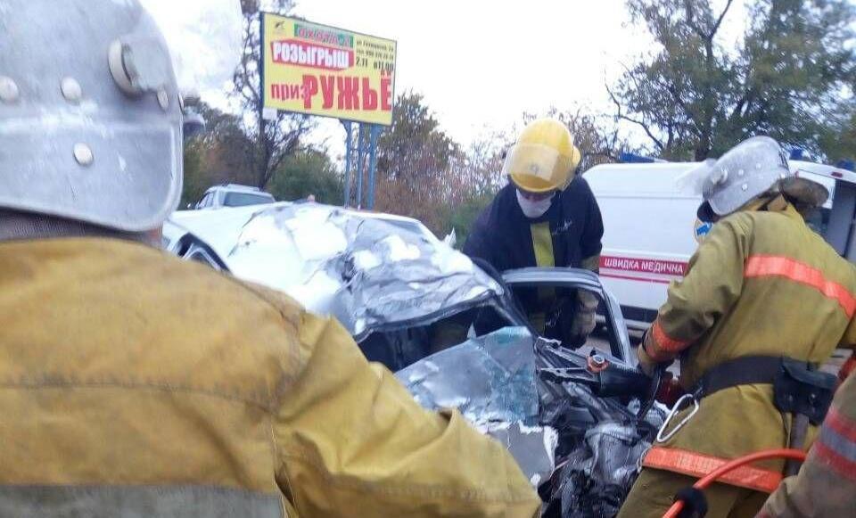 Спасатели прокомментировали смертельное ДТП под Мелитополем, - ФОТО, фото-1