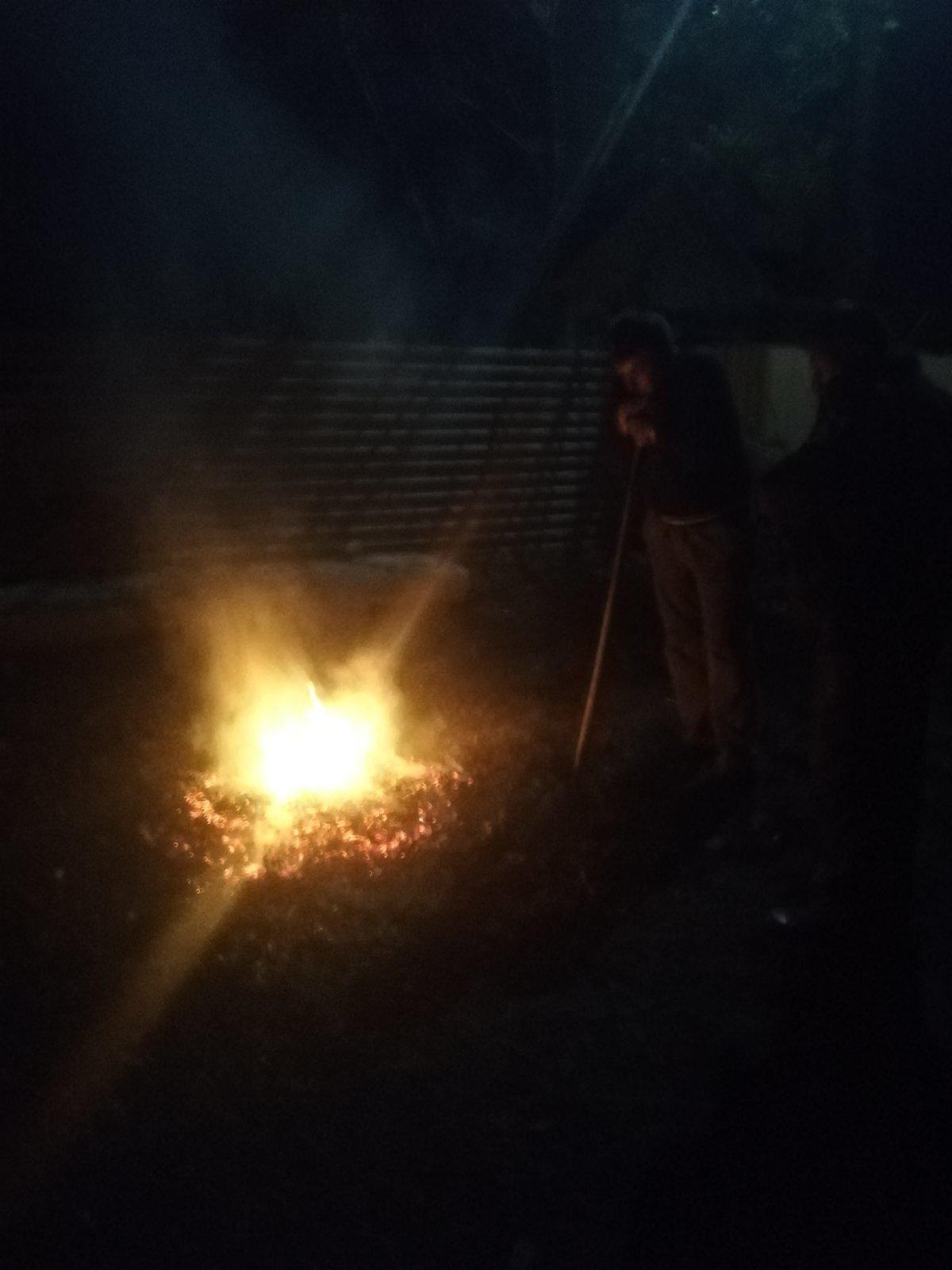 В Мелитополе сжигатель листьев отделался устным предупреждением, фото-3