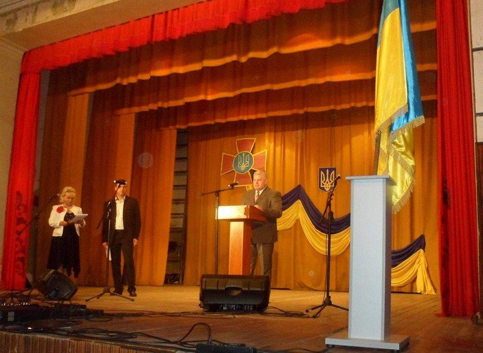 В Мелитопольском районе отметили День защитника Украины , фото-1, Фото с сайта Мелитопольской райгосадминистрации