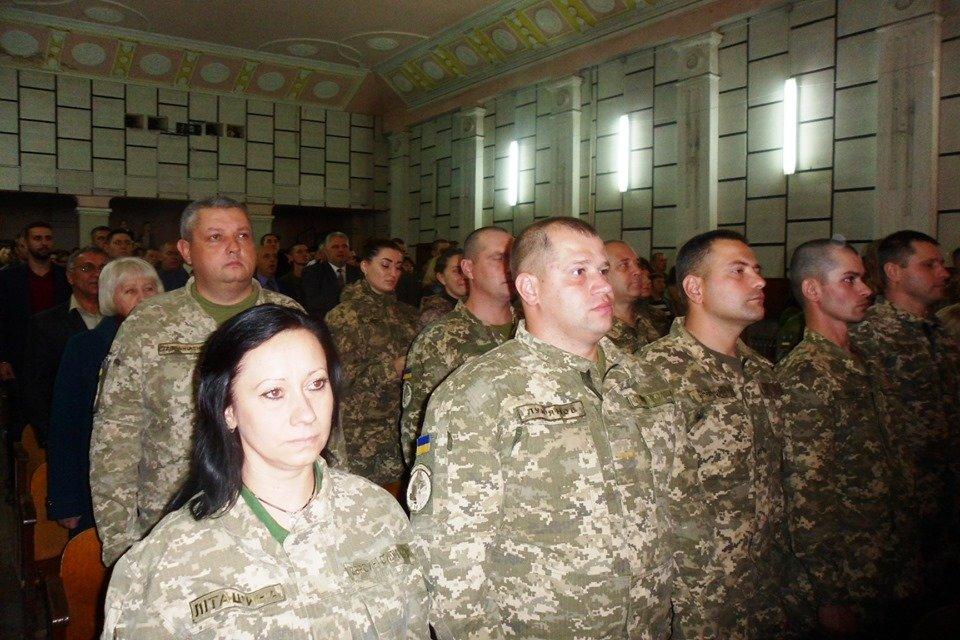 В Мелитопольском районе отметили День защитника Украины , фото-2, Фото с сайта Мелитопольской райгосадминистрации