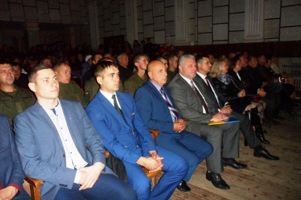 В Мелитопольском районе отметили День защитника Украины , фото-5, Фото с сайта Мелитопольской райгосадминистрации