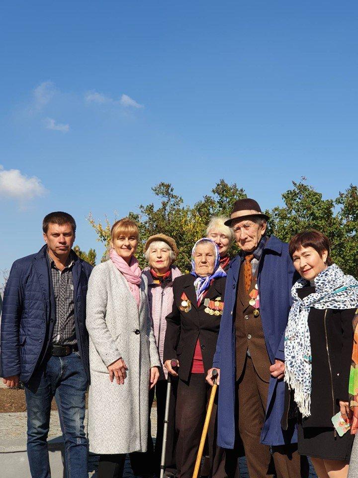 В селе под Мелитополем почтили память павших воинов , фото-1, Фото со страницы Константиновского сельсовета в Фейсбук