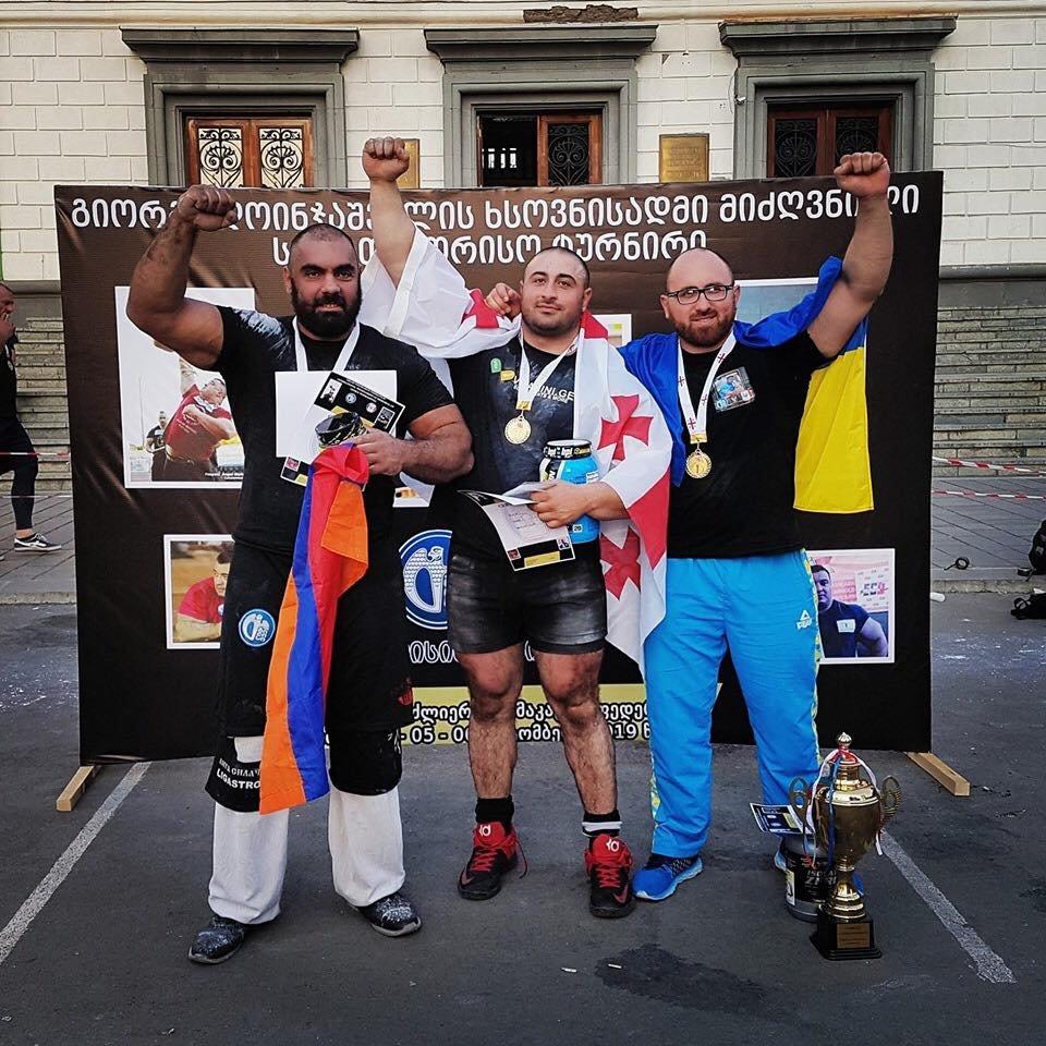 Мелитополец стал победителем Международного турнира по богатырскому многоборью , фото-3