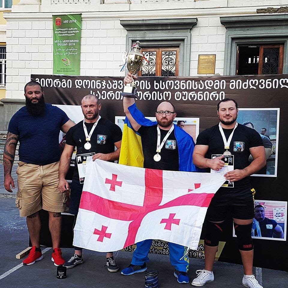 Мелитополец стал победителем Международного турнира по богатырскому многоборью , фото-4