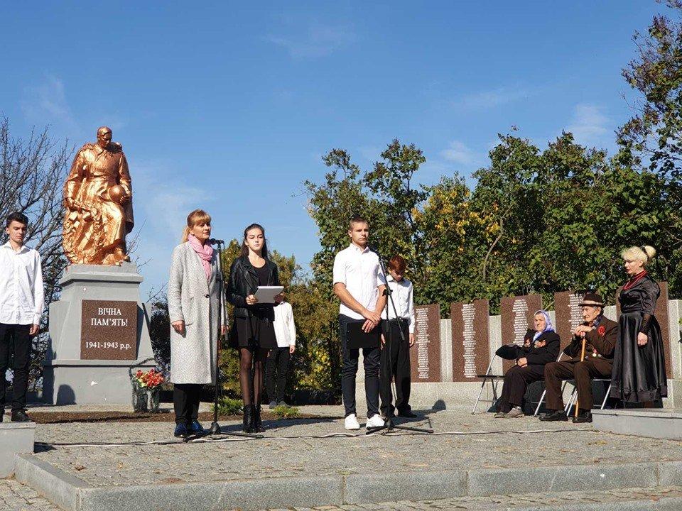 В селе под Мелитополем почтили память павших воинов , фото-2, Фото со страницы Константиновского сельсовета в Фейсбук