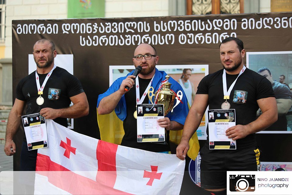 Мелитополец стал победителем Международного турнира по богатырскому многоборью , фото-5