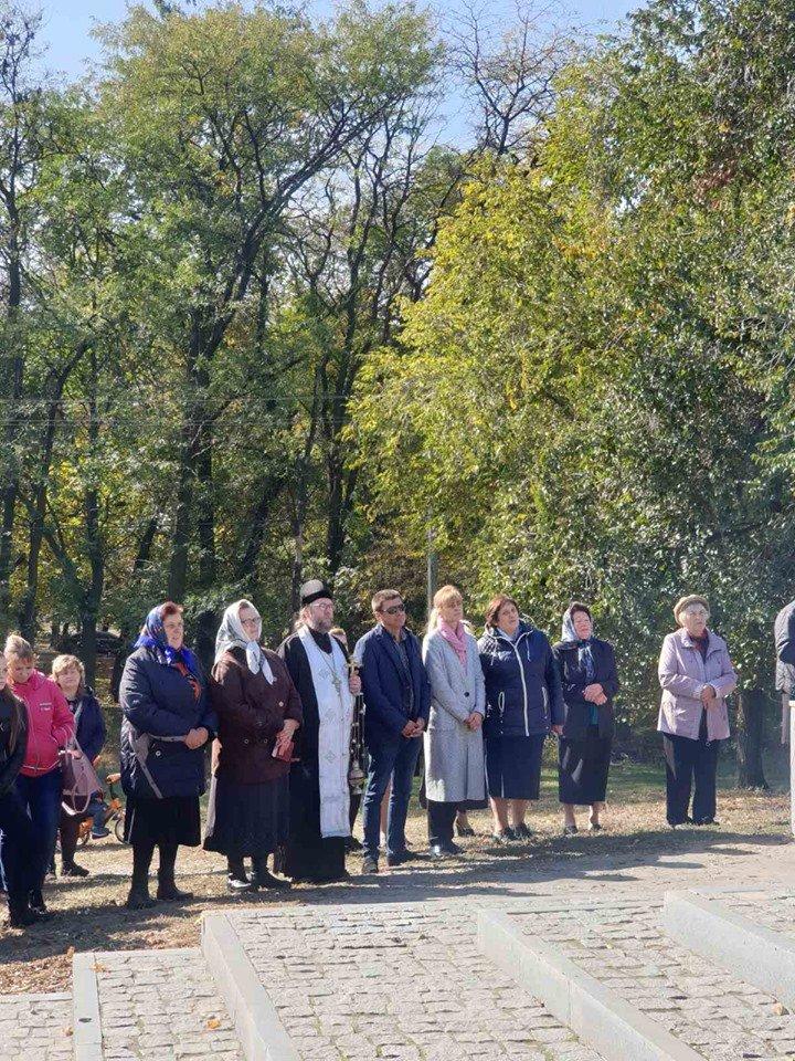 В селе под Мелитополем почтили память павших воинов , фото-7, Фото со страницы Константиновского сельсовета в Фейсбук