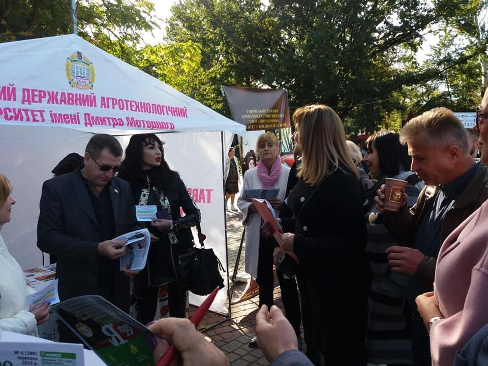 """Сотни жителей и гостей города посетили """"Покровскую ярмарку в Мелитополе"""", фото-1"""