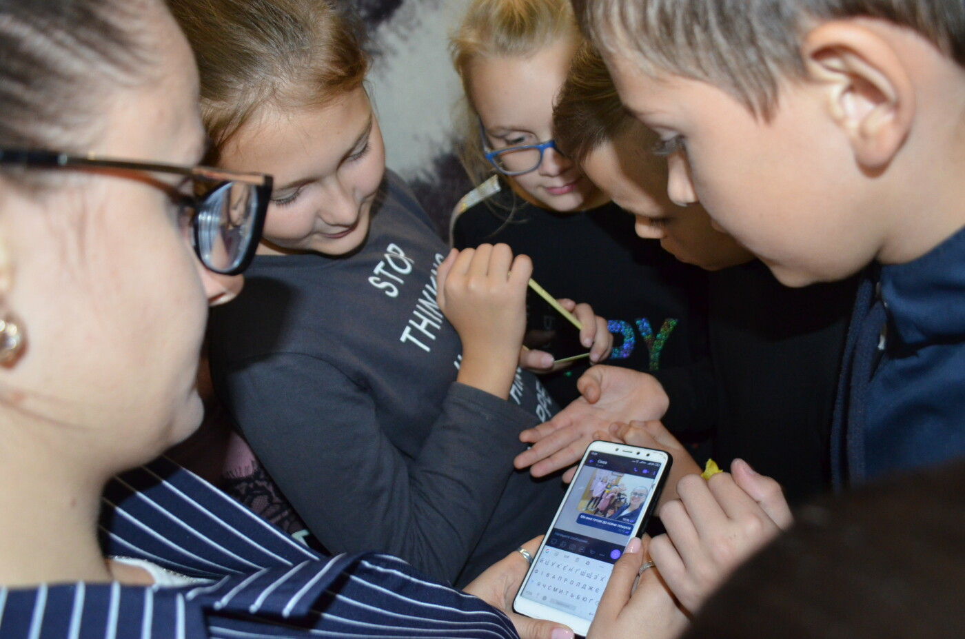 В мелитопольском музее провели необычный квест , фото-3