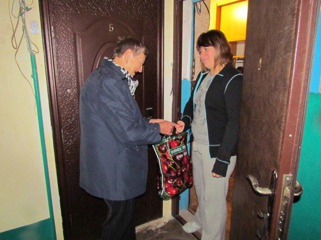 В Кирилловке участников АТО поздравили с праздником , фото-3