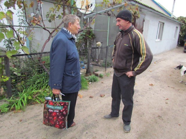 В Кирилловке участников АТО поздравили с праздником , фото-4