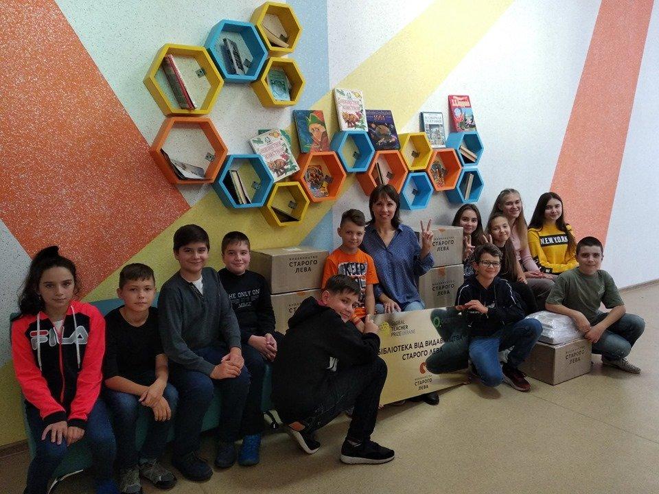 Мелитопольская учительница заработала для своей школы крутые подарки , фото-4