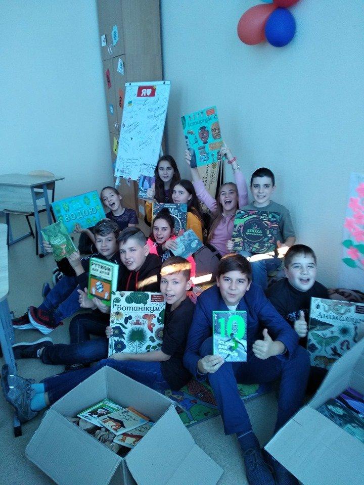 Мелитопольская учительница заработала для своей школы крутые подарки , фото-7