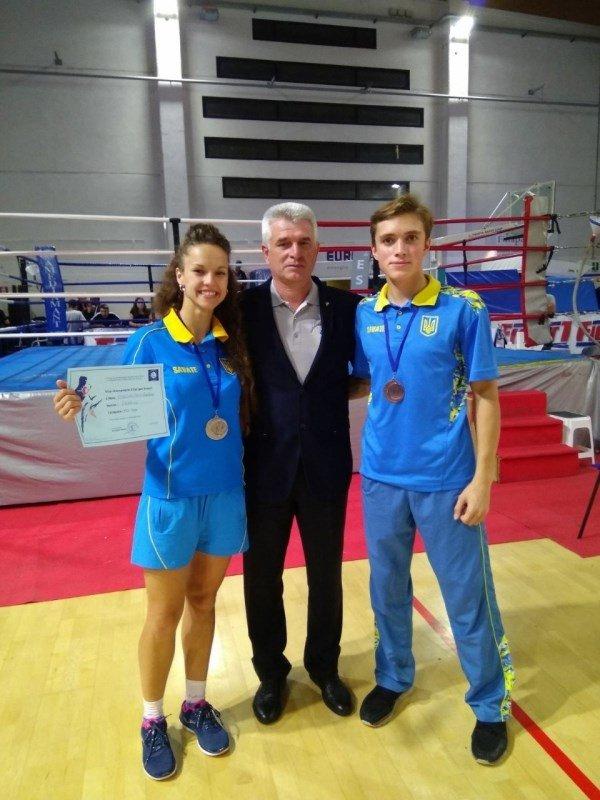 Мелитополец стал призером Чемпионат Европы по французскому боксу, фото-1