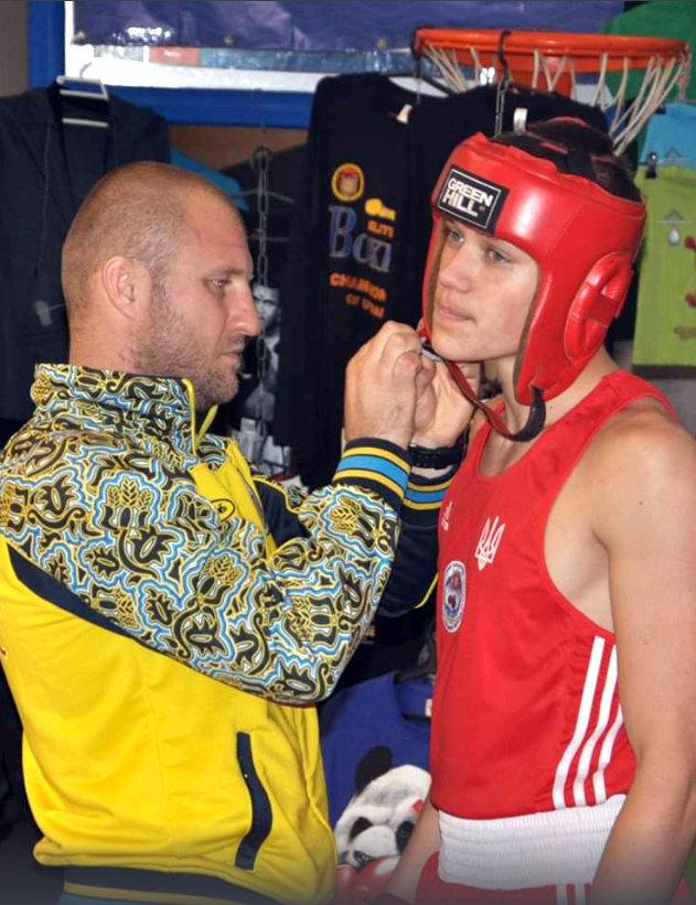 Боксер из Кирилловки стал четырехкратным чемпионом Украины, фото-1