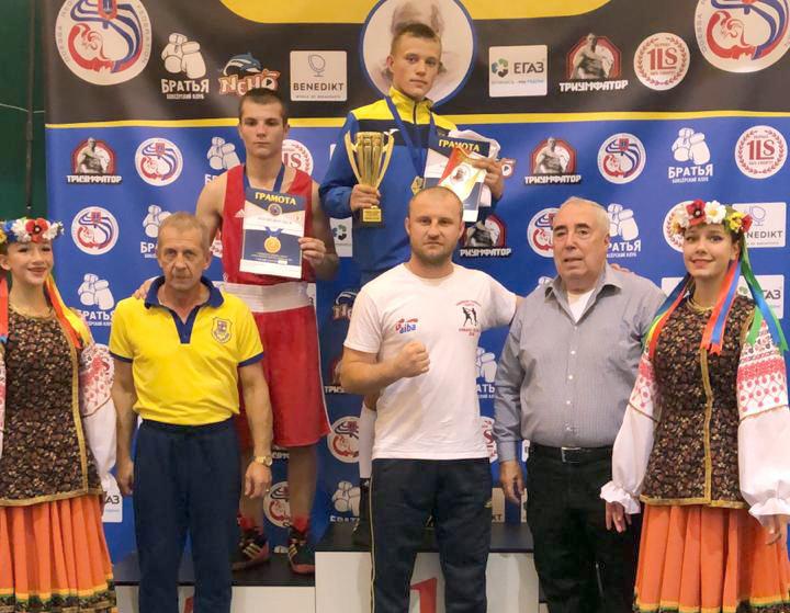 Боксер из Кирилловки стал четырехкратным чемпионом Украины, фото-3