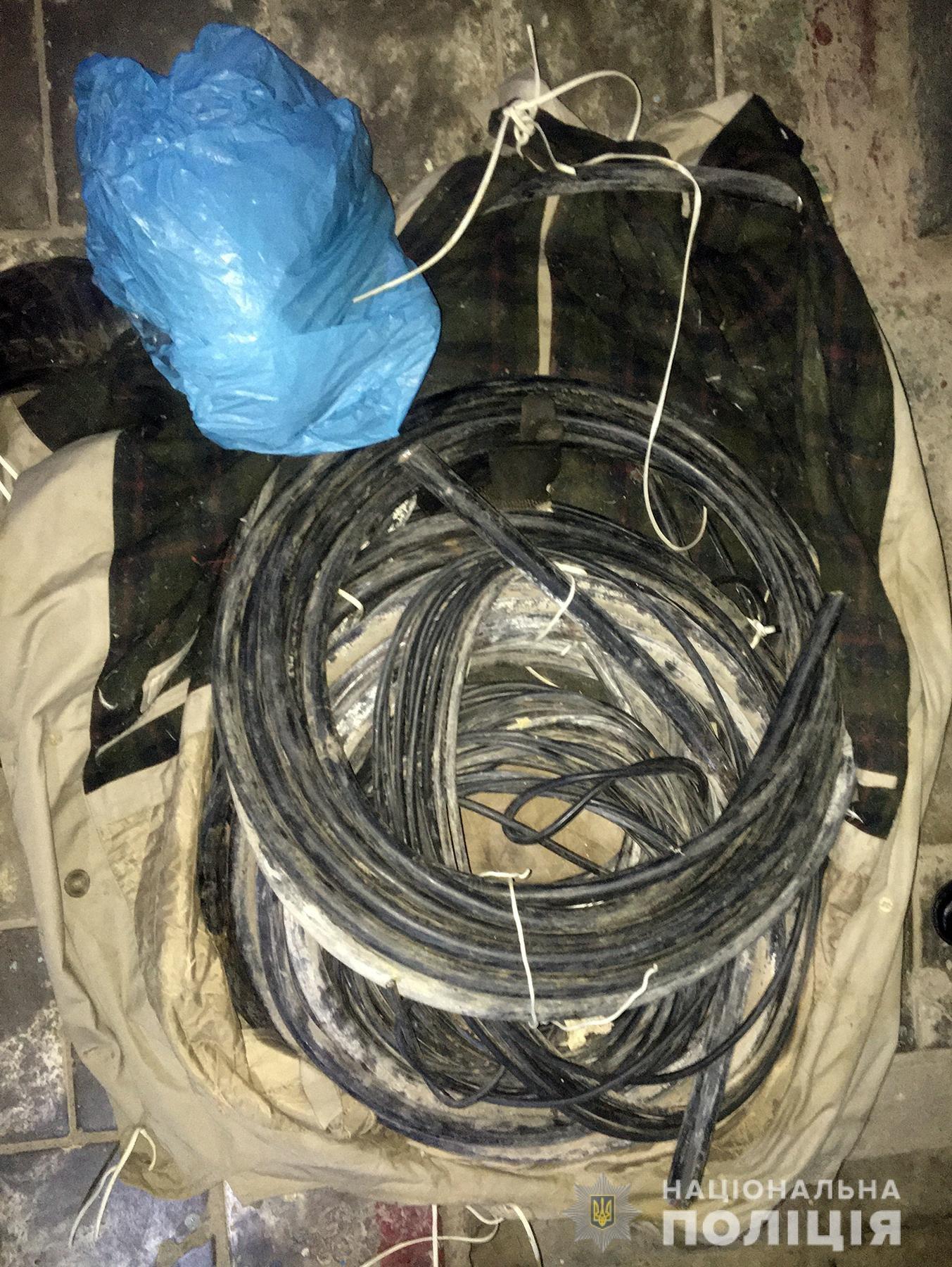 В Мелитополе задержали вора кабеля, – ФОТО, фото-3