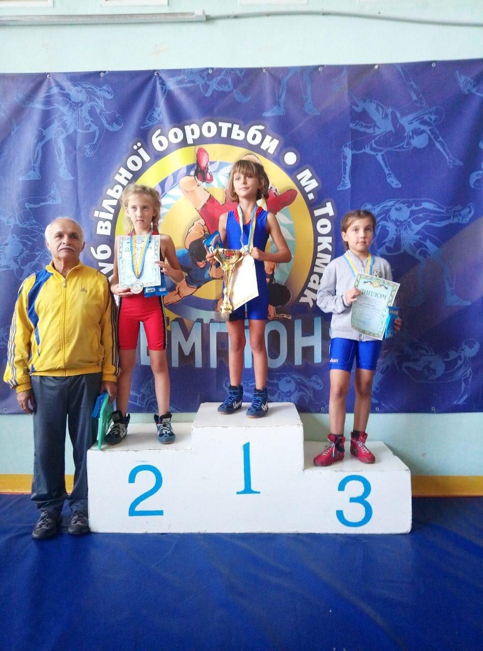 Акимовские борцы достойно выступили на всеукраинском турнире , фото-1