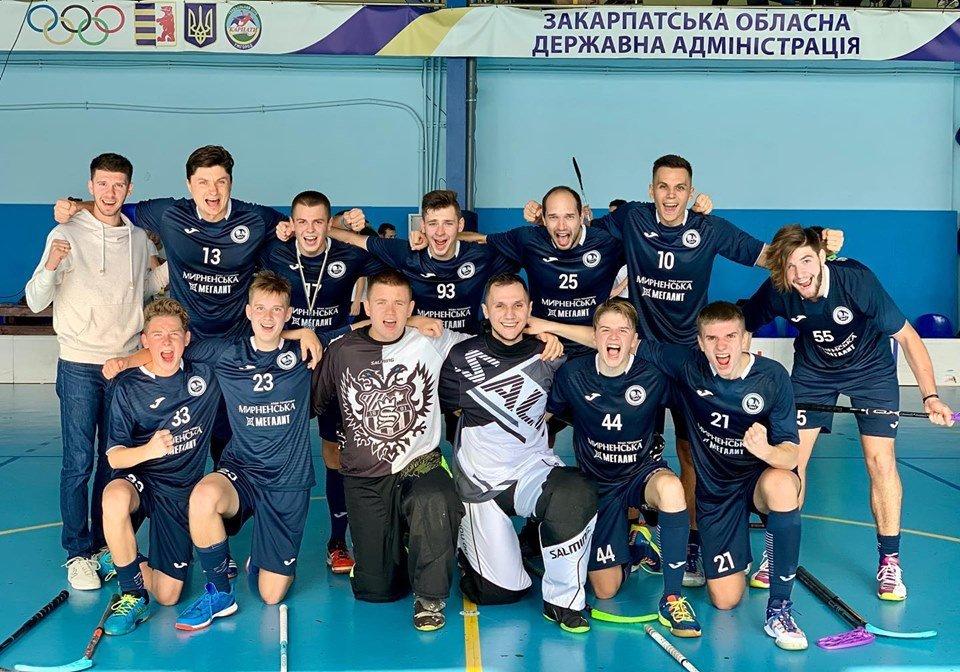 Мелитопольцы достойно выступили на Чемпионате Украины по флорболу , фото-1