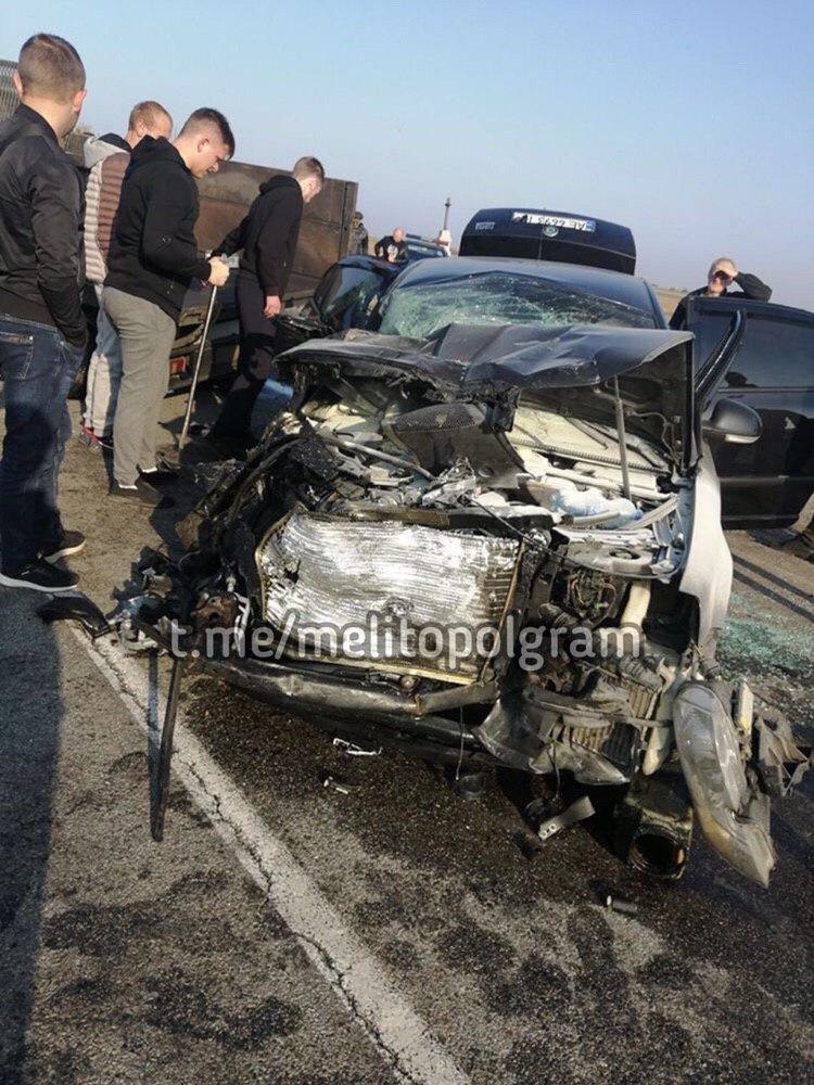 На кирилловской трассе произошло серьезное ДТП, - ФОТО, ВИДЕО, фото-1