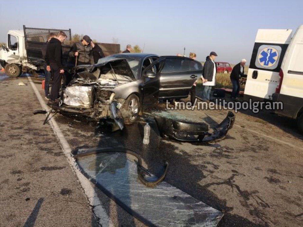 На кирилловской трассе произошло серьезное ДТП, - ФОТО, ВИДЕО, фото-3