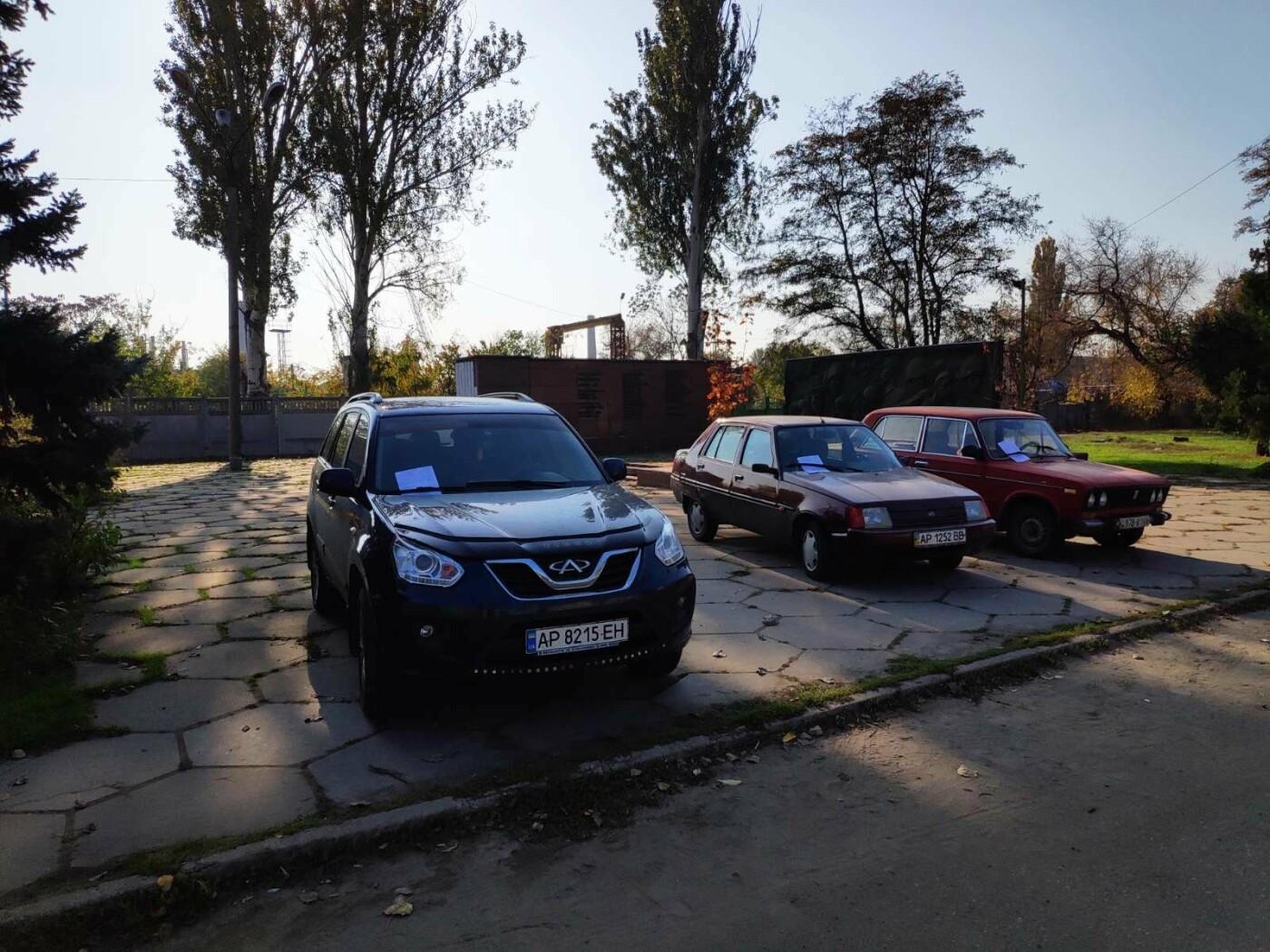 Инспекторы оштрафовали автохамов по жалобе мелитопольцев , фото-1
