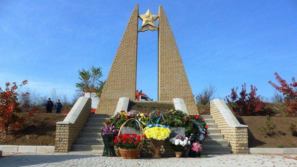 Жители Мелитопольщины отметили годовщину освобождения района от фашистских захватчиков, фото-1
