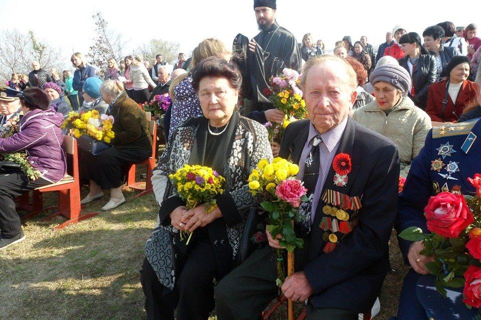 Жители Мелитопольщины отметили годовщину освобождения района от фашистских захватчиков, фото-2