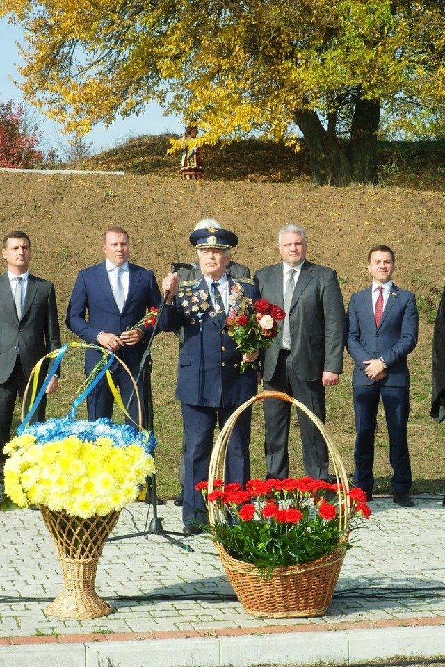 Жители Мелитопольщины отметили годовщину освобождения района от фашистских захватчиков, фото-3