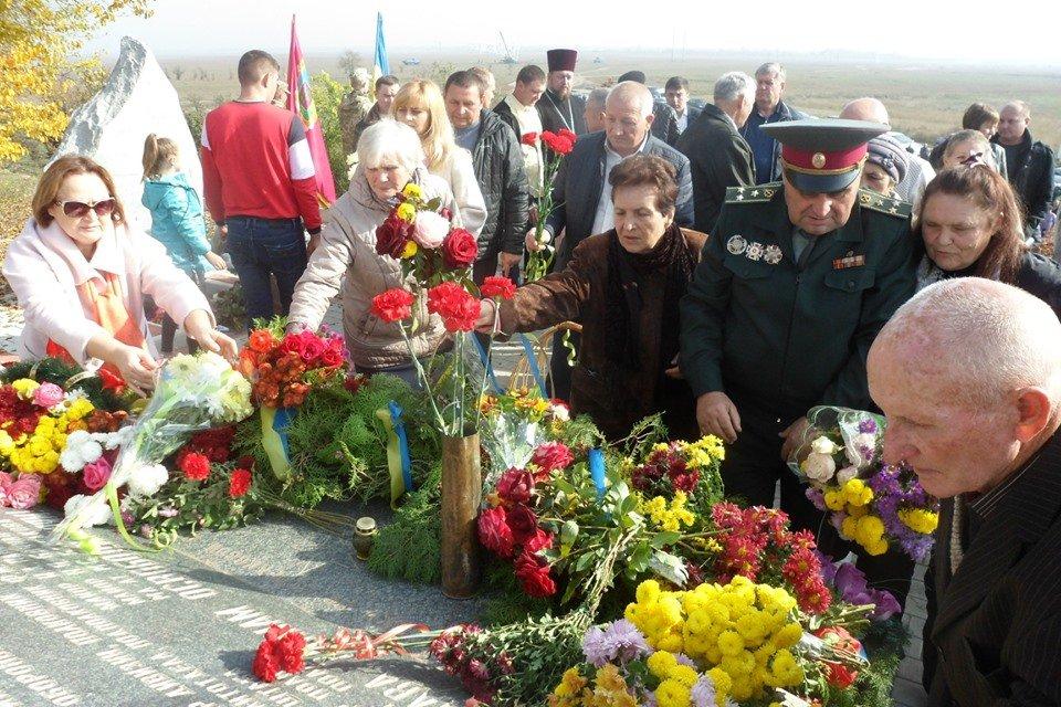 Жители Мелитопольщины отметили годовщину освобождения района от фашистских захватчиков, фото-4