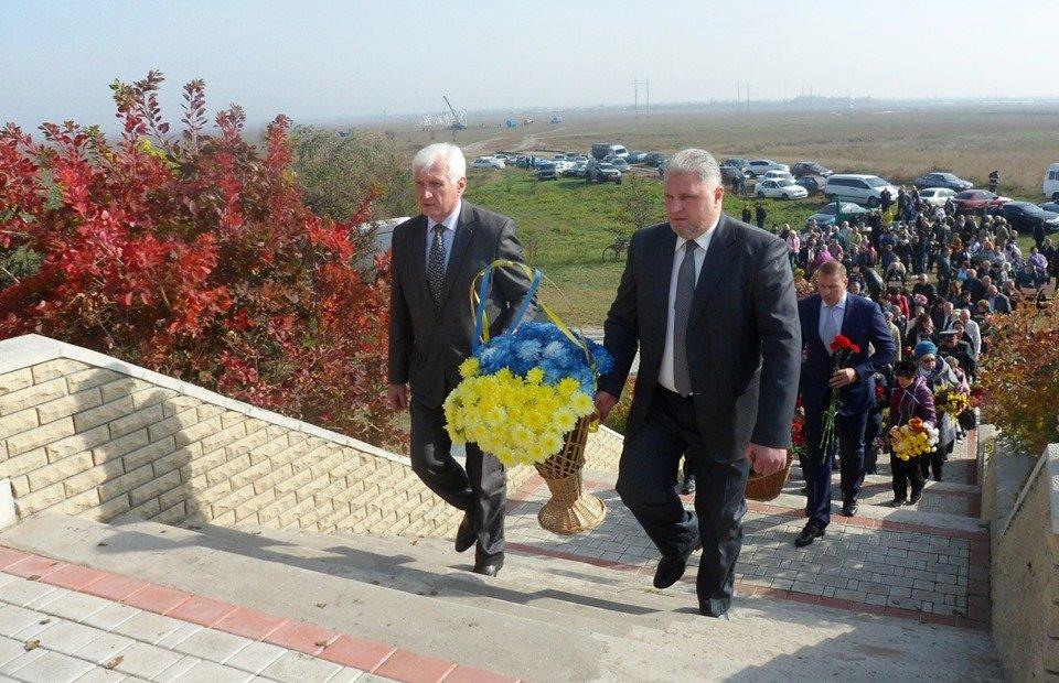 Жители Мелитопольщины отметили годовщину освобождения района от фашистских захватчиков, фото-6