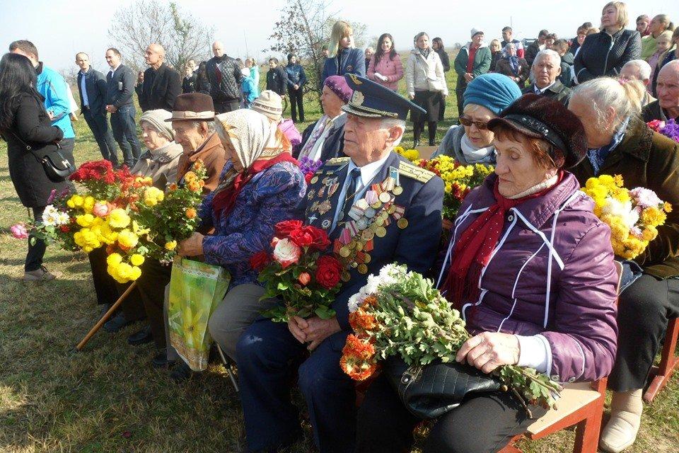 Жители Мелитопольщины отметили годовщину освобождения района от фашистских захватчиков, фото-7