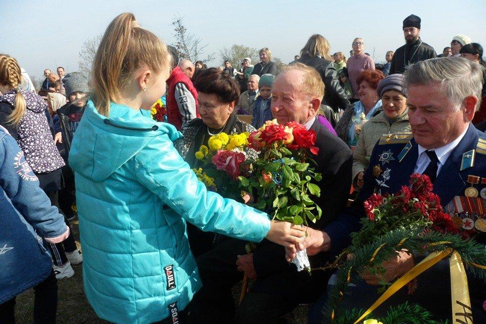 Жители Мелитопольщины отметили годовщину освобождения района от фашистских захватчиков, фото-9