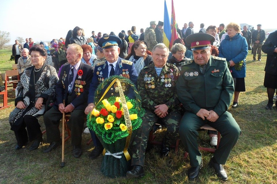 Жители Мелитопольщины отметили годовщину освобождения района от фашистских захватчиков, фото-10