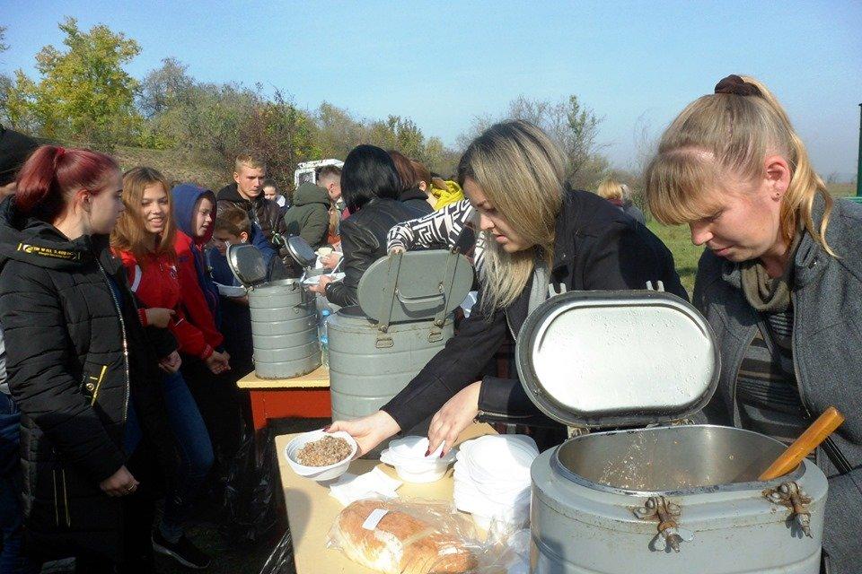 Жители Мелитопольщины отметили годовщину освобождения района от фашистских захватчиков, фото-11