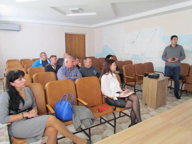 ООН поможет Кирилловской общине реализовать мини-проекты по безопасности, фото-1