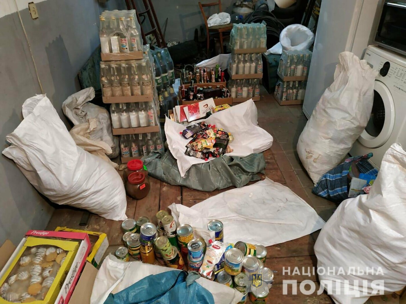 Мелитополец ограбил магазин на 100 тысяч гривен, фото-1