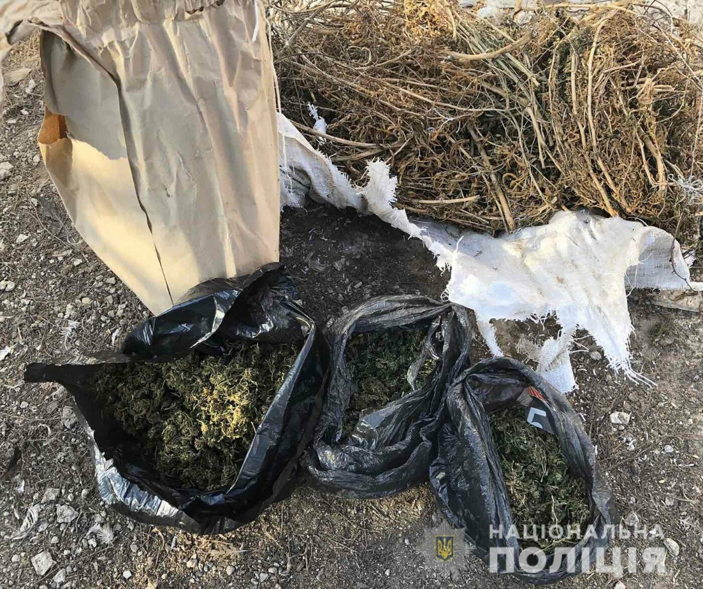 Житель Акимовского района хранил у себя дома 2 килограмма наркотиков, - ФОТО , фото-1