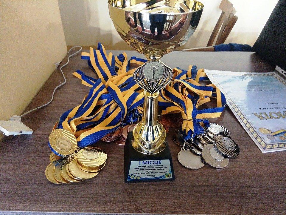 В Мелитополе состоялись районные соревнования по волейболу, фото-3