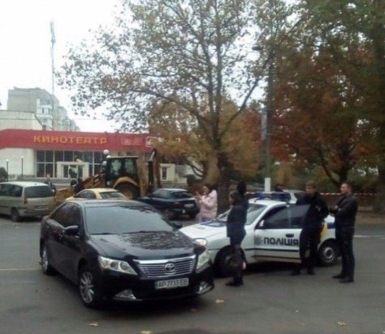 В мелитопольской полиции прокомментировали ДТП со служебным авто , фото-1