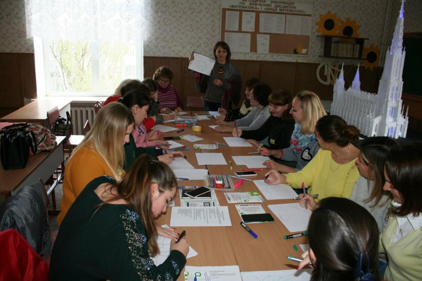 В Мелитополе состоялся праздник-ярмарка тренингов и мастер-классов, фото-2