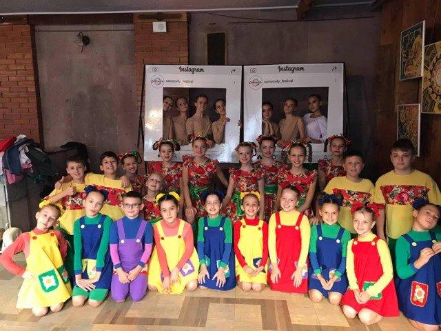 Юные танцоры из Кирилловки стали лауреатами международного фестиваля, фото-6