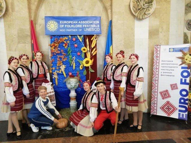 Кирилловские танцоры стали лауреатами фольклорного фестиваля , фото-1