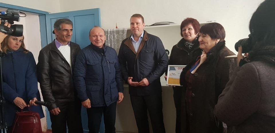 В Мелитопольском районе открыли еще один инклюзивный класс, фото-3