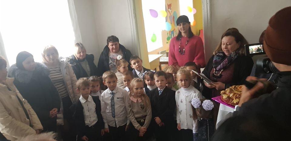 В Мелитопольском районе открыли еще один инклюзивный класс, фото-1