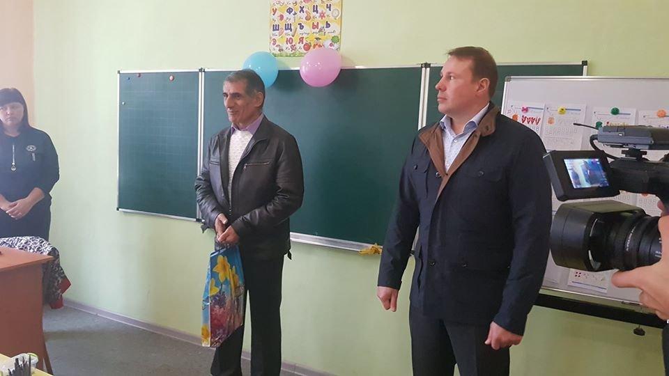 В Мелитопольском районе открыли еще один инклюзивный класс, фото-2