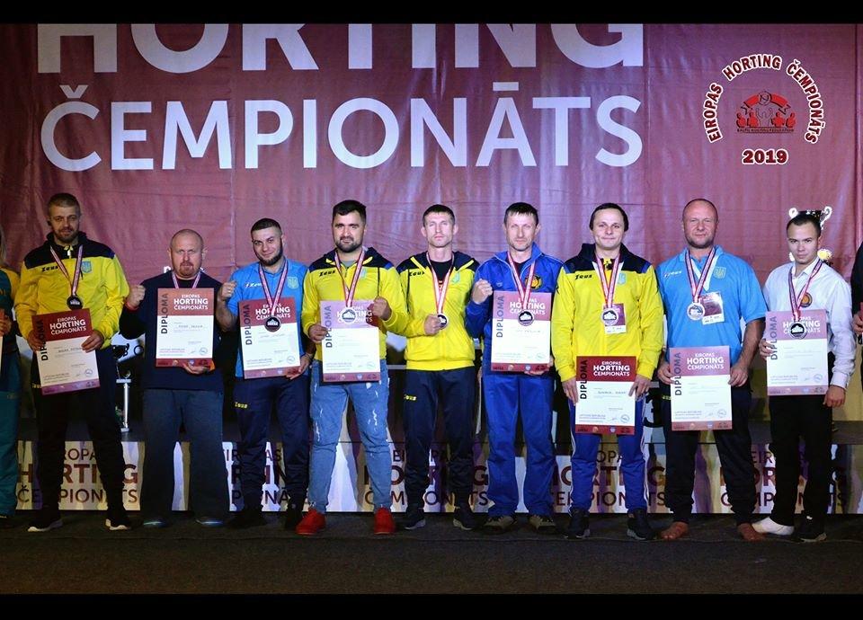 Кирилловские спортсмены стали чемпионами Европы по хортингу, фото-3