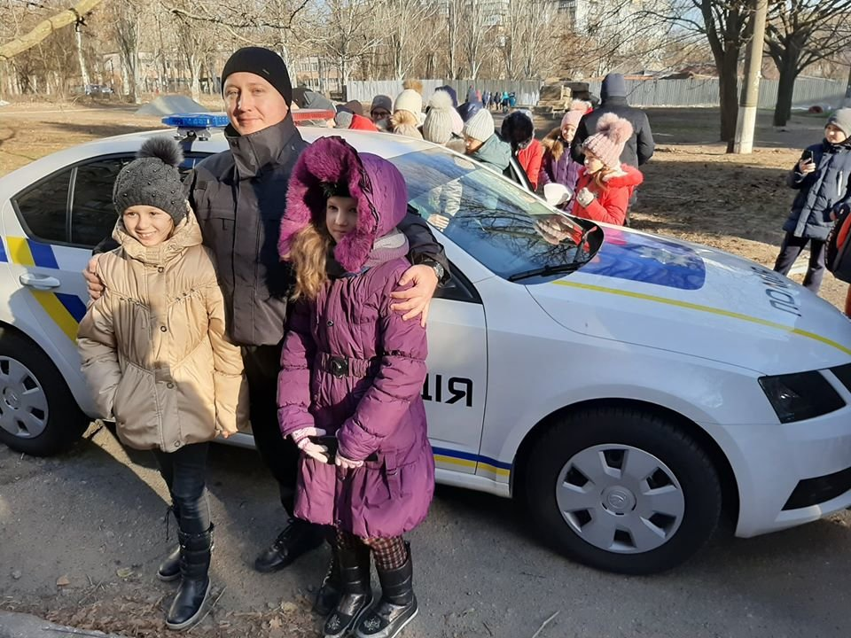 Полицейские рассказали мелитопольским школьникам о правилах дорожного движения, фото-3